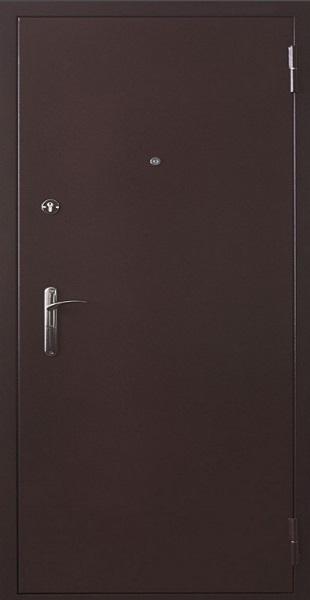 Двери с окрасом нитроэмалью