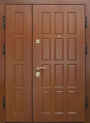 Тамбурная дверь с мдф