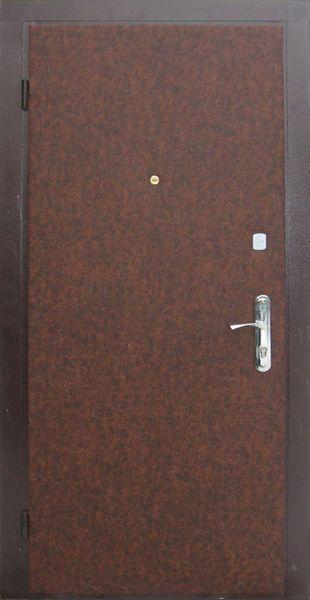 Входные двери с винилискожей боди (табак)