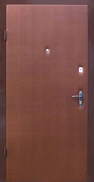 двери с винилискожей боди коричневый
