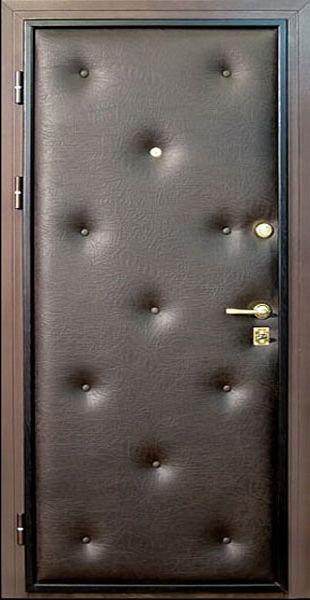 двери с винилискожей индия