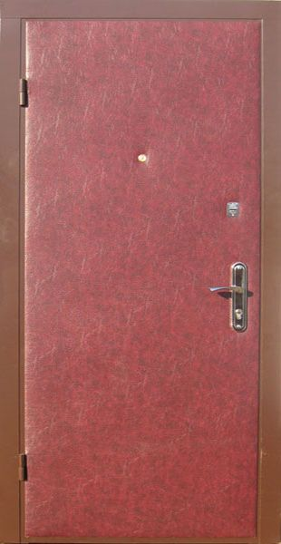 двери с винилискожей боди